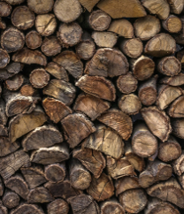 Logs and Kindling available to buy from Charcoal Wales